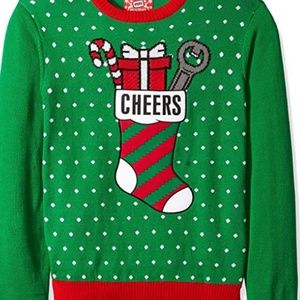 Other - Hybrid Men's Cheers Ugly Christmas Sweater